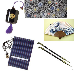 Kimono Accessories for men