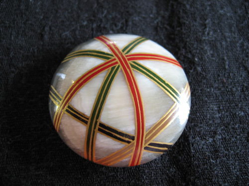 Obidome (Obi Ornament), Mari, Japanese Ball, Temari