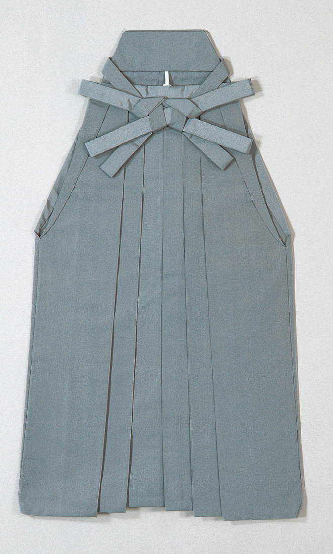 Plain Hakama Solid color Hakama, grey