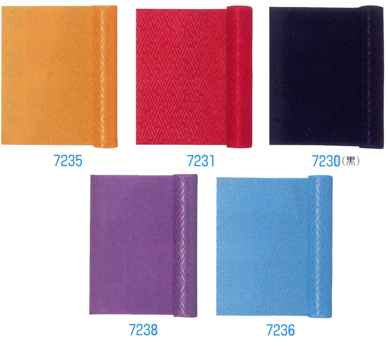 Rinzu (Silky looks Pattern Woven Surface ) Polyester Fabric Bolt