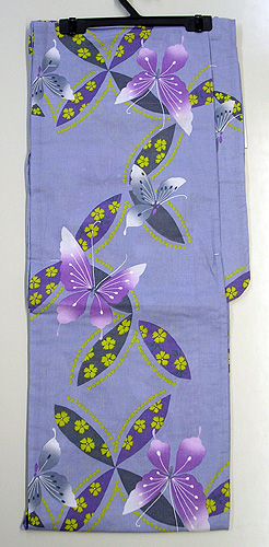 Less Expensive Yukata Robe Cotton , butterfly