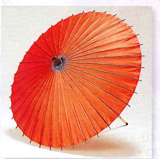 Maikasa, Japanese Umbrella, MADE IN JAPAN Paper, Maigasa